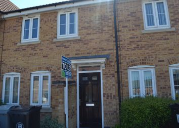 Thumbnail 3 bedroom terraced house for sale in Ormonde Close, Grantham