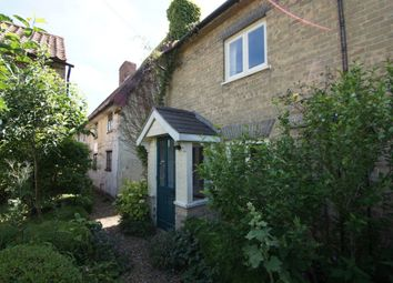 Thumbnail 2 bed cottage for sale in School Lane, Benhall, Saxmundham