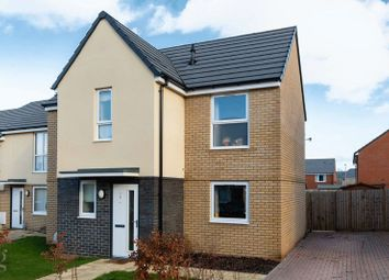 Thumbnail 3 bed detached house for sale in Lacey Way, Hereford