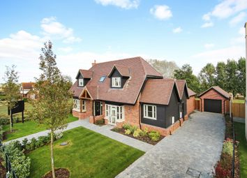 Thumbnail 4 bed detached house for sale in Chartfield Rise, Kirby-Le-Soken, Frinton-On-Sea