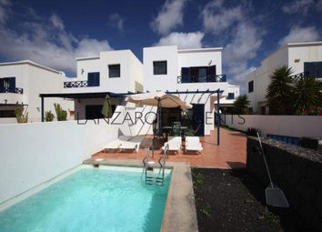 Thumbnail 3 bed villa for sale in Playa Blanca, Spain