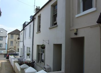 Thumbnail 2 bed terraced house to rent in Seaview Terrace, Wellington Place, Sandgate, Folkestone