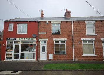 Thumbnail 2 bed terraced house for sale in King Street, Sherburn Village, Durham
