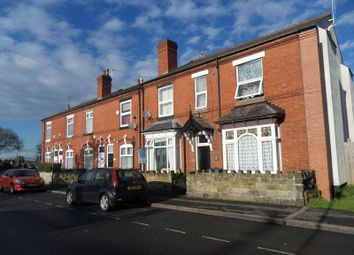 Thumbnail 3 bed terraced house for sale in Little Lane, West Bromwich
