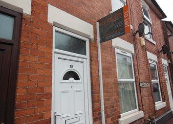 Thumbnail 2 bedroom terraced house to rent in Randolph Road, Derby
