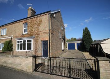 Thumbnail 3 bed semi-detached house for sale in Whytefield Road, Ramsey, Huntingdon, Cambridgeshire