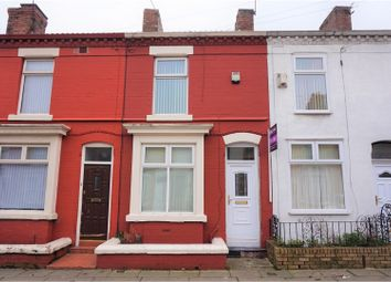 Thumbnail 2 bedroom terraced house for sale in July Road, Liverpool