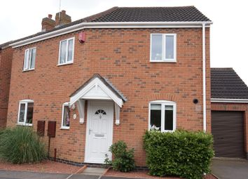 Thumbnail 3 bed detached house for sale in Thornhills Grove, Narborough