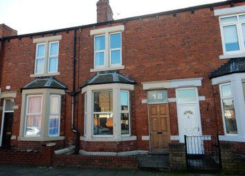 Thumbnail 3 bedroom terraced house for sale in 18 Tullie Street, Carlisle, Cumbria