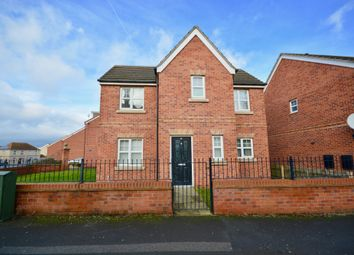 Thumbnail 3 bedroom detached house to rent in St. Lukes Road, Grimethorpe