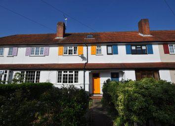 Thumbnail 4 bed terraced house for sale in St. Marys Avenue, Teddington