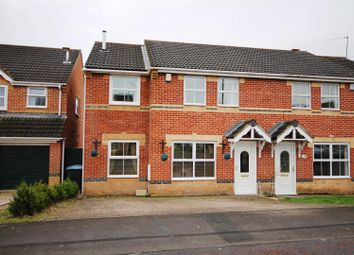 Thumbnail 4 bed semi-detached house for sale in Mayfield Walk, St. Helen Auckland, Bishop Auckland