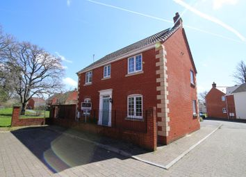 Thumbnail 4 bed detached house for sale in Redvers Way, Tiverton