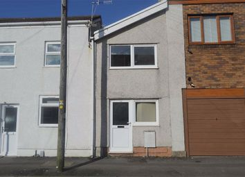 1 bed terraced house for sale in Western Street, Sandfields, Swansea SA1