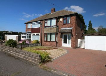 Thumbnail 3 bed semi-detached house for sale in Coronation Drive, Birdwell, Barnsley, South Yorkshire