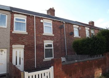 Thumbnail 2 bed terraced house for sale in Myrtle Street, Ashington