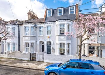Thumbnail 4 bed terraced house for sale in Marville Road, Fulham, London
