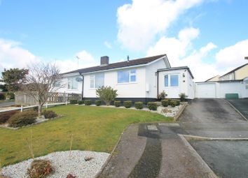 Thumbnail 2 bedroom semi-detached bungalow for sale in St Andrews Close, Saltash, Cornwall