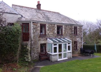 Thumbnail 4 bed detached house to rent in St. Ewe, St. Austell