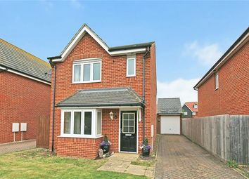 Thumbnail 3 bed detached house for sale in Strawberry Fields, Great Barford, Bedfordshire