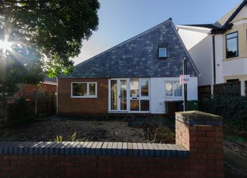 Thumbnail 3 bed detached bungalow for sale in Ennismore Road, Crosby, Liverpool