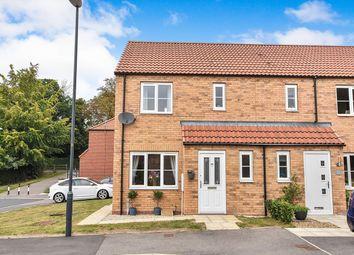 Thumbnail 3 bed terraced house for sale in Priorpot Lane, Norton, Malton