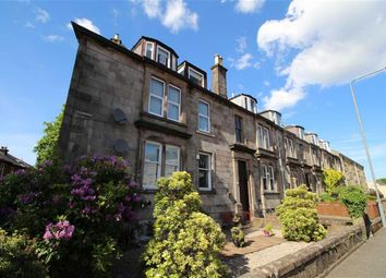 Thumbnail 1 bed flat for sale in Cardwell Road, Gourock, Renfrewshire