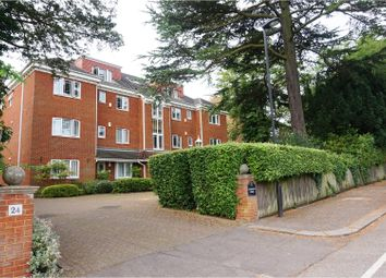 Thumbnail 2 bed flat for sale in Culloden Road, Enfield