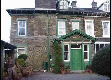 Thumbnail 2 bed flat to rent in Annisgarth, Windermere First Floor Maisonette, 2 Bedrooms Garden And Parking