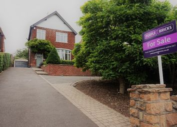 Thumbnail 3 bed detached house for sale in Arnold Lane, Nottingham