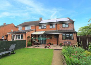Thumbnail 4 bed semi-detached house for sale in Molivers Lane, Bromham, Bedford