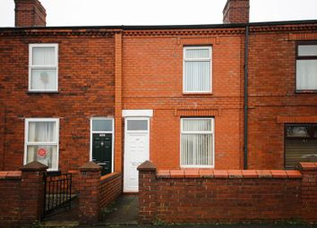 Thumbnail 2 bed terraced house for sale in Warrington Road, Goose Green, Wigan