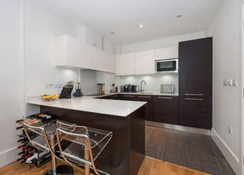 Thumbnail 1 bedroom flat for sale in Ensign House, Battersea Reach