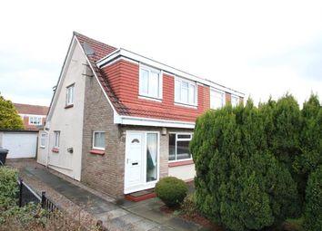 3 bed semi-detached house for sale in Dairsie Gardens, Bishopbriggs, Glasgow, East Dunbartonshire G64