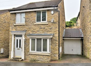 Thumbnail 3 bedroom link-detached house for sale in Quarry Street, Mexborough