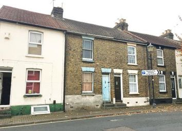 Thumbnail 2 bed terraced house for sale in 49 Randolph Road, Gillingham, Kent