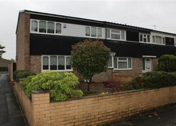 Thumbnail 3 bedroom end terrace house for sale in Brook Farm Walk, Chelmsley Wood, Birmingham