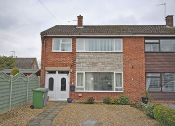 Thumbnail 4 bed semi-detached house for sale in Meadow Gardens, Norwich