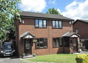 Thumbnail 2 bed semi-detached house to rent in Foley Gardens, Heywood