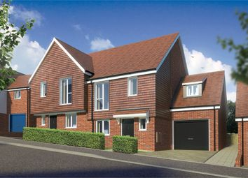 Thumbnail 3 bed semi-detached house for sale in Kingsvale, Pick Hill, Waltham Abbey, Essex