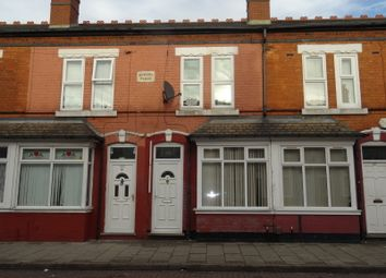 Thumbnail 3 bed terraced house to rent in Yew Tree Road, Aston