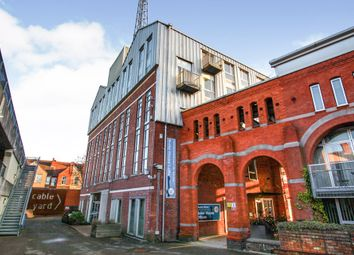Thumbnail 3 bed flat for sale in Electric Wharf, Coventry
