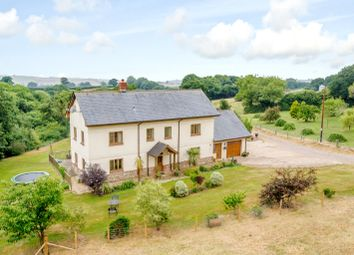 Thumbnail 5 bedroom detached house for sale in Pennymoor, Tiverton, Devon