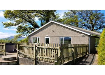 Thumbnail 3 bed detached bungalow for sale in Llandwrog, Caernarfon