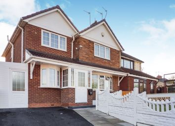 Thumbnail 4 bed semi-detached house for sale in Beverley Road, West Bromwich