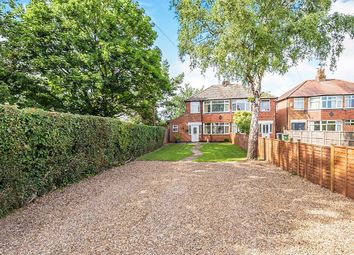 Thumbnail 3 bed semi-detached house for sale in Halstead Road, Mountsorrel, Loughborough