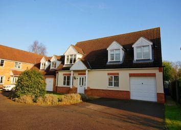 Thumbnail 4 bed detached bungalow for sale in Fern Drive, Middle Rasen, Market Rasen