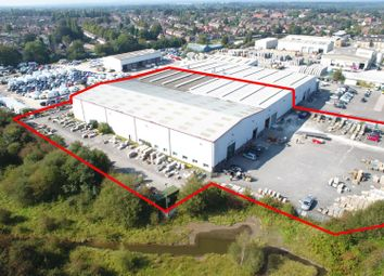 Thumbnail Warehouse to let in Road Beta, Middlewich, Cheshire