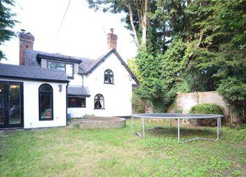 Thumbnail 3 bedroom detached house for sale in Tidmarsh, Reading, Berkshire