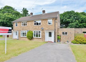 Thumbnail 3 bed semi-detached house for sale in Fort Road, Halstead, Sevenoaks
